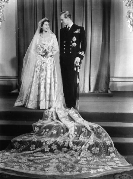 queen elizabeth ii wedding photos. Queen Elizabeth II.